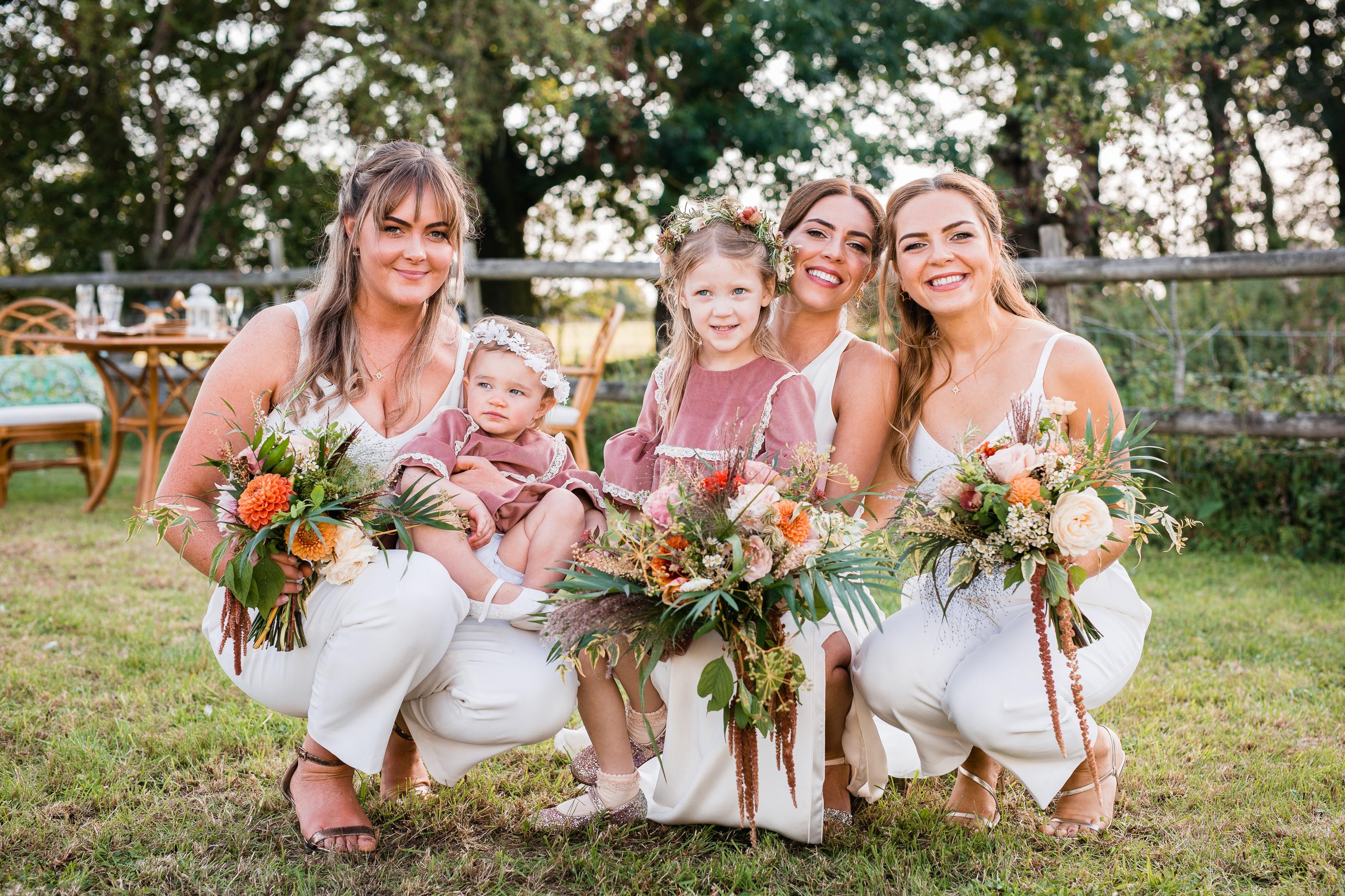 Galleywood Farm DIY Wedding